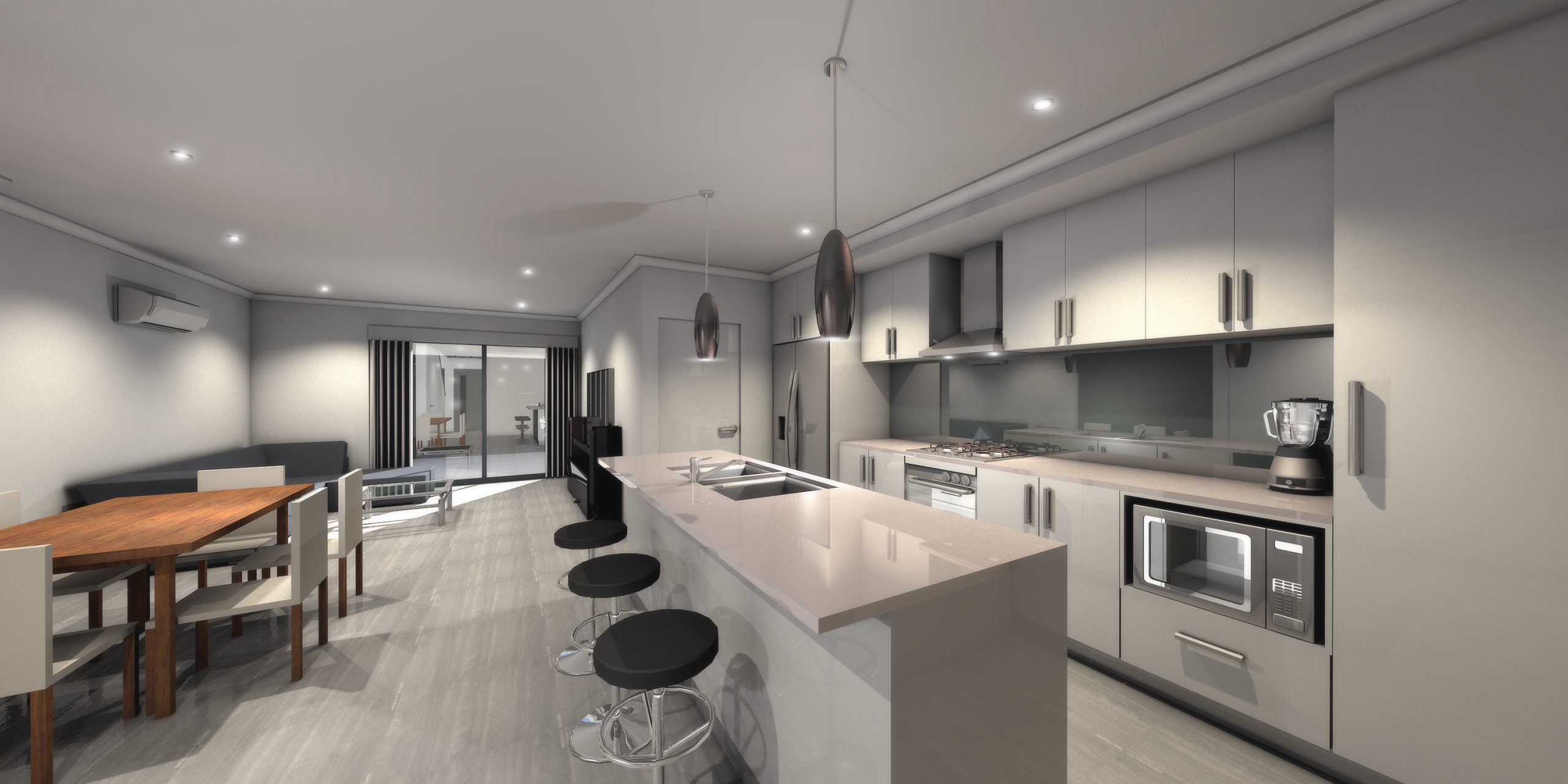 inspired homes house and land package - mojo urban living