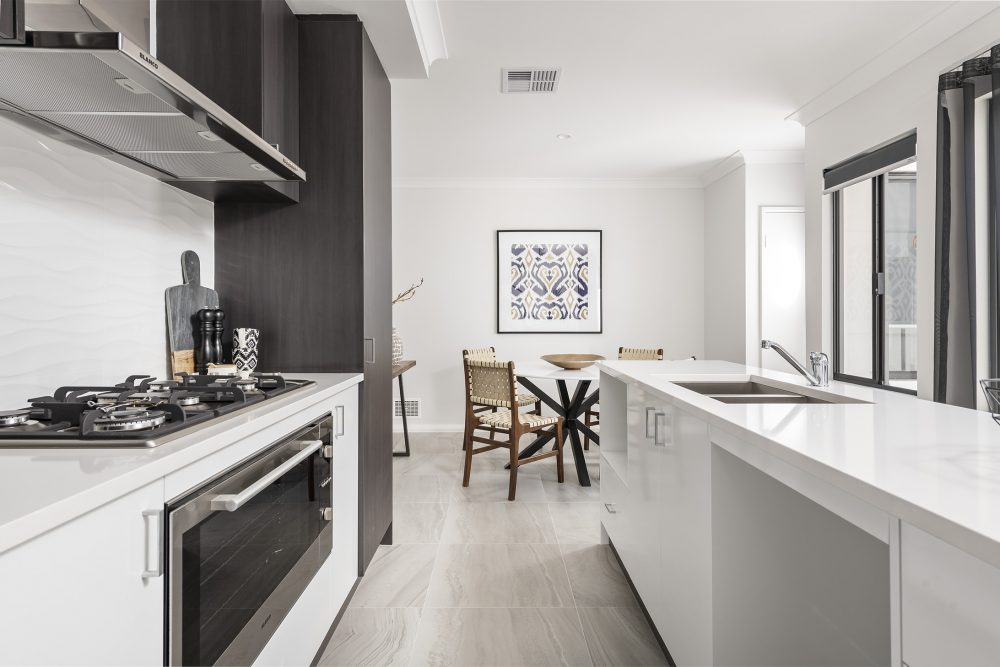 inspired homes kitchen - mojo urban living
