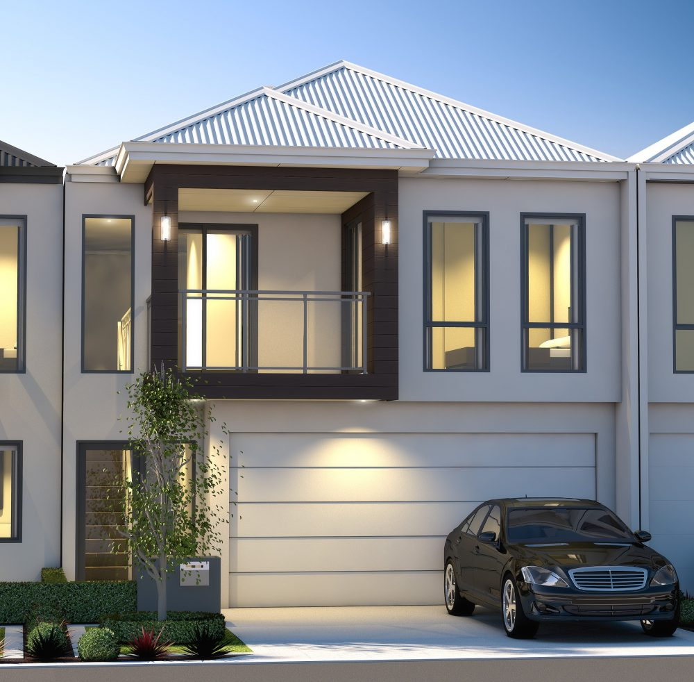 lot 169 - house and land perth - inspired homes